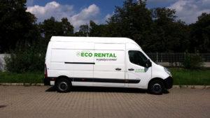 Samochód dostawczy Opel Movano