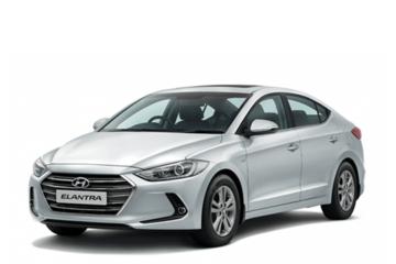 KLASA CA+ Hyundai Elantra automat