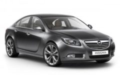 KLASA D Opel Insignia 1,6 T