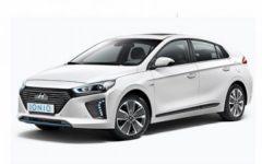 KLASA H Hyundai Ioniq Hybrid