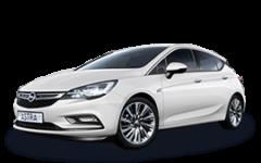 KLASA CA Opel Astra V automat