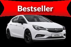 KLASA C Opel Astra V