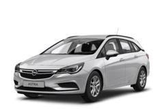 KLASA CW Astra V, Hyundai I 30 kombi