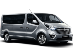 KLASA R Opel Vivaro - 9 osobowy