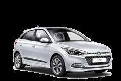 KLASA B Hyundai i20